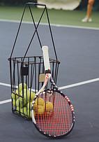 tennis basket